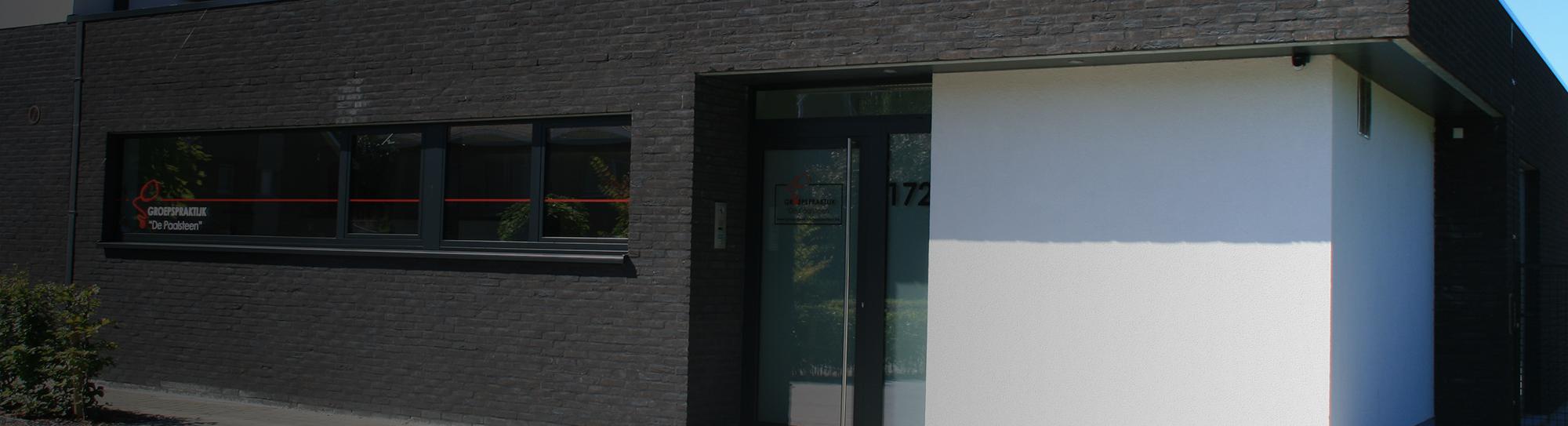 <span>Groepspraktijk<br /> De Paalsteen </span><br/>Huisartsen te Hasselt